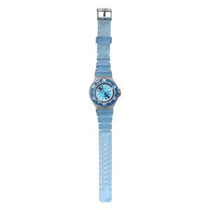 Dakota Watch Company Jelly, Blue Dial, Blue Jelly Bezel & Strap