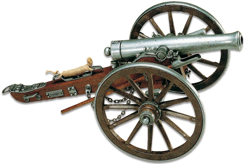 Denix Miniature 1857 American Civil War  inchNapoleon inch 12-Pounder Cannon
