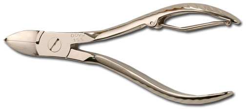 DOVO 4-3/4 inch Nail Nipper Lap Joint Made in Solingen Germany