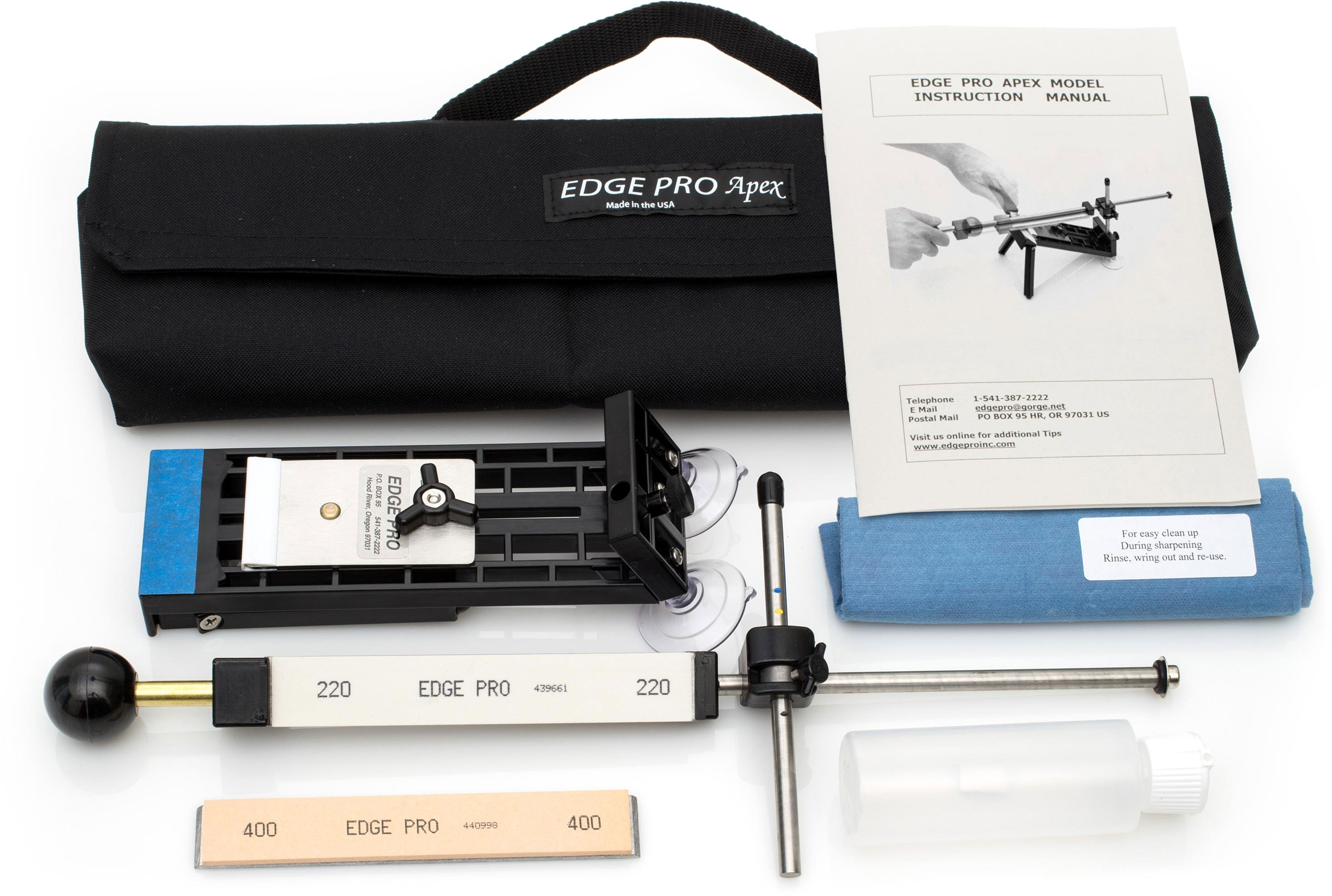 Edge Pro Apex 1 Knife Sharpening System