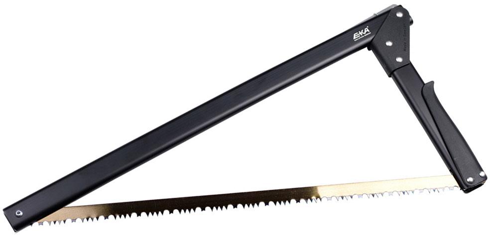 EKA 21 inch Folding Viking Combi-Saw, Black Plastic Acrylate Handle