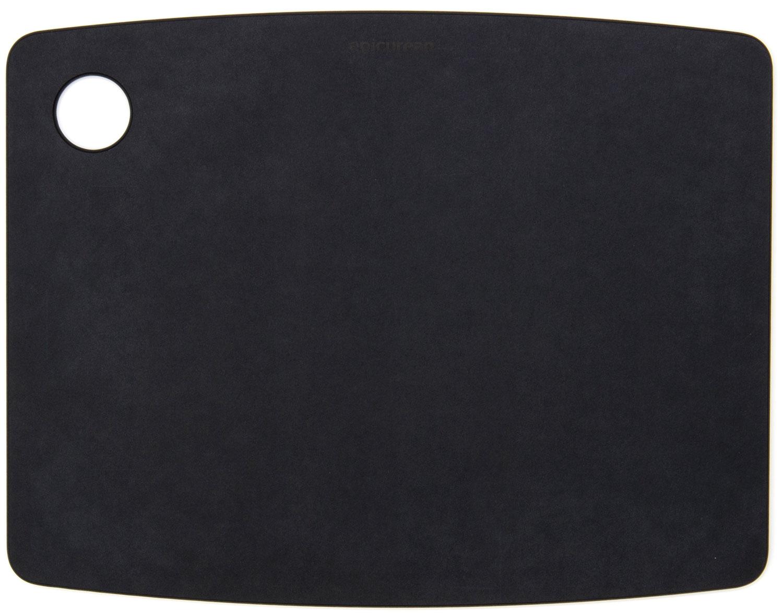 Epicurean Kitchen Series Wood Fiber Cutting Board, Slate, 11.5 inch x 9 inch