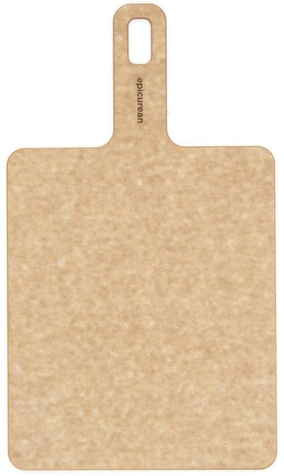 Epicurean Handy Board Wood Fiber Cutting/Serving Board, Natural, 9 inch x 7.5 inch