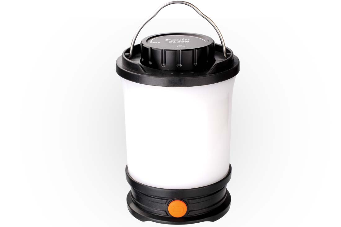 Fenix CL30R Rechargeable Camping Lantern, 650 Max Lumens
