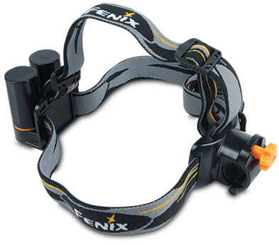 Fenix HB01 Flashlight Headband Fits E12, E15, E21, LD12, LD22, PD22