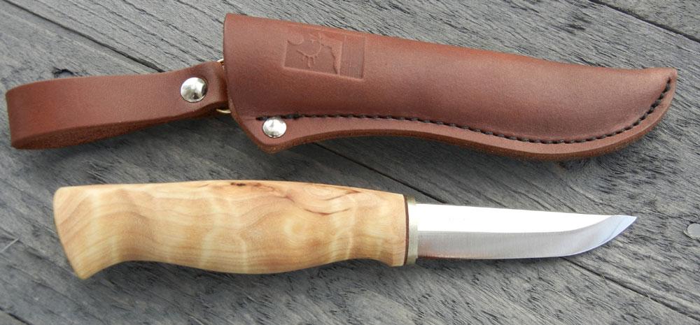 Kellam Knives Finnish Falcon Puukko 3