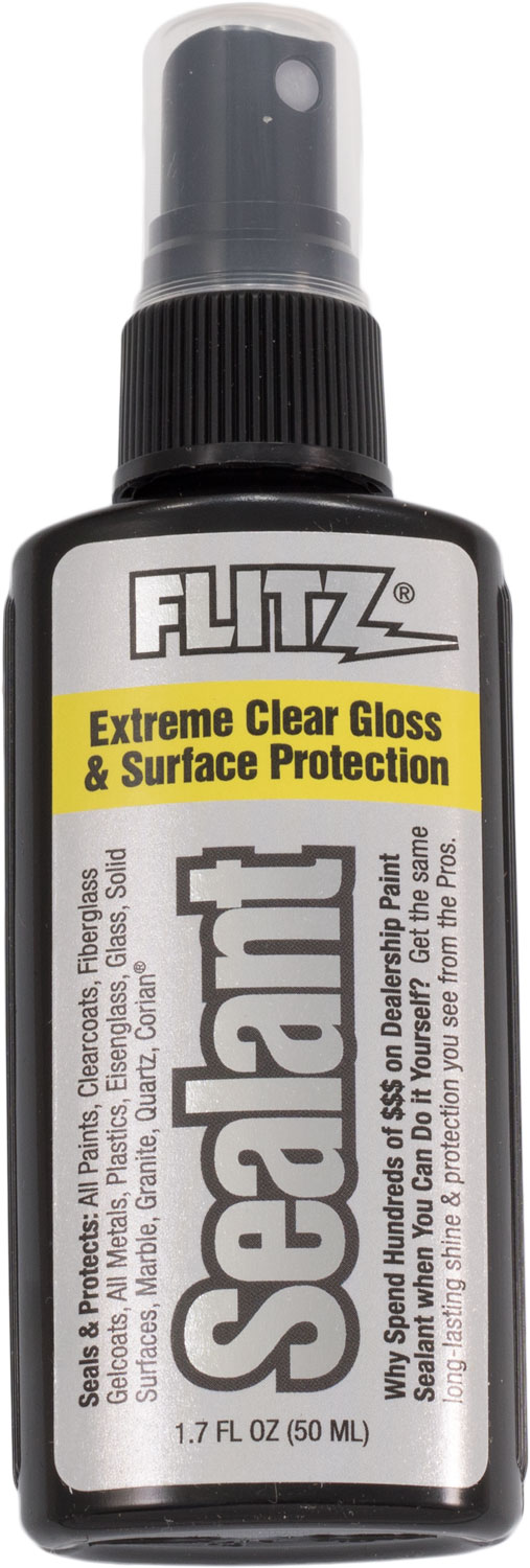 Flitz Sealant Spray Bottle 1.7 oz. (50mL)