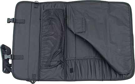 Victorinox Forschner Culinary Tri-Fold Storage Case - Black