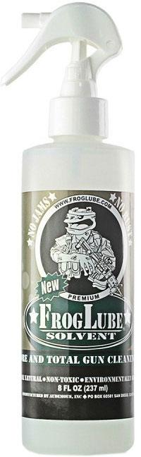FrogLube Solvent 8 fl. oz. Spray Bottle