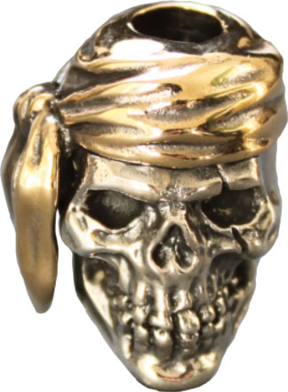GD Skulls USA KC3 Pirate 1 Skull
