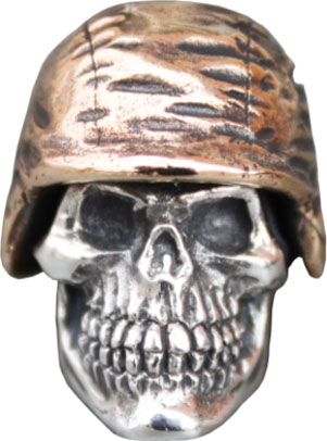 GD Skulls USA SP1 Small Soldier Helmet 1 Skull