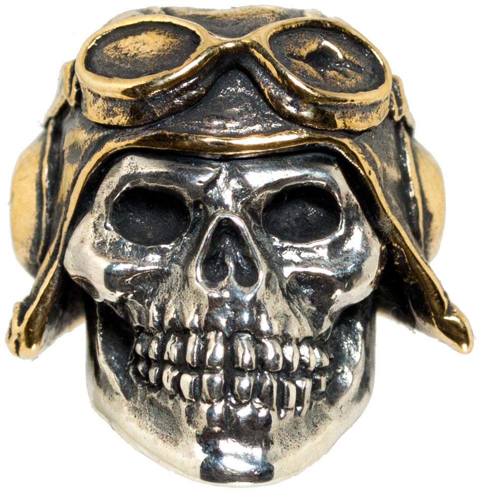 GD Skulls USA SP5 Small Pilot 1 Skull