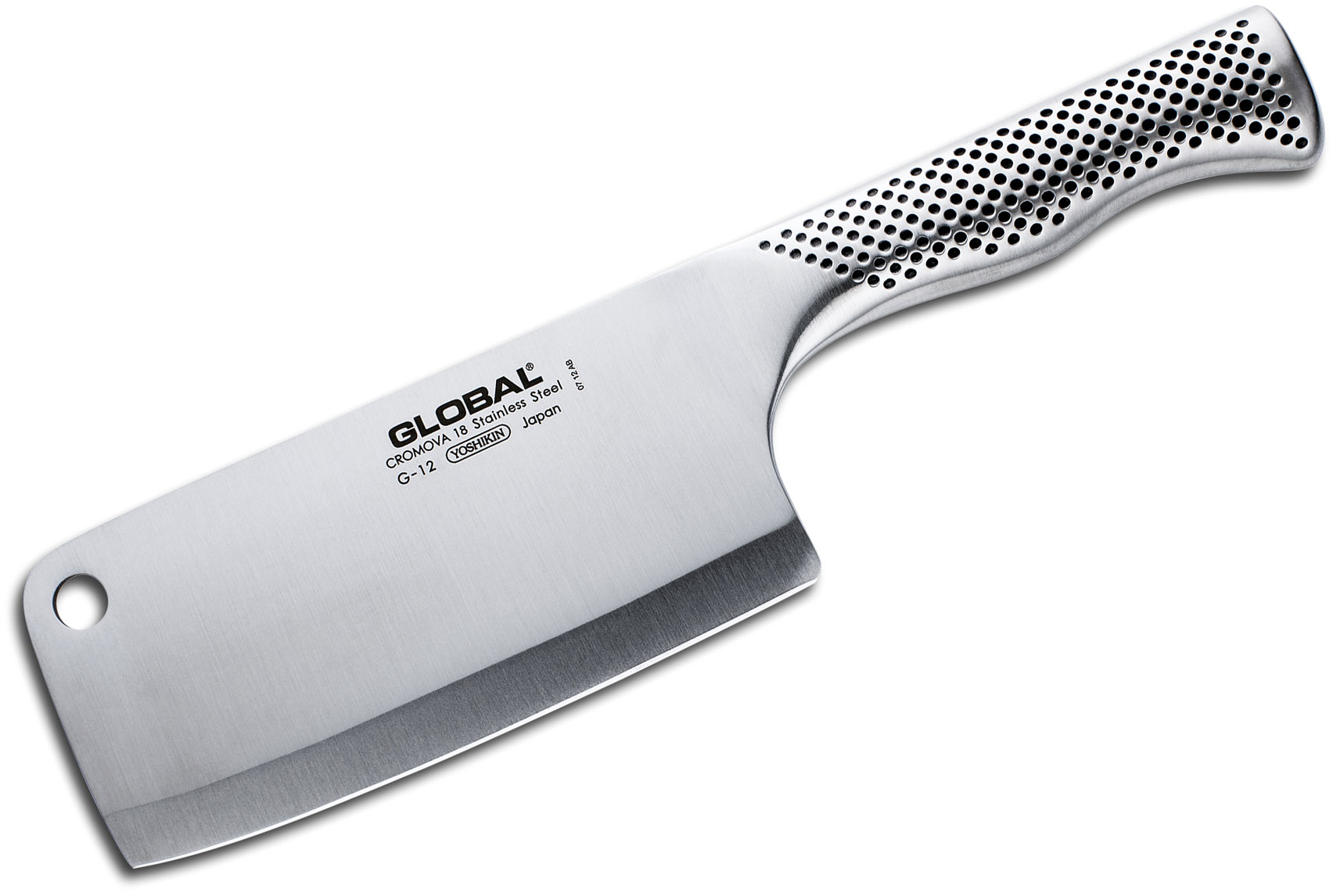 Global G 12 Classic 6 25 Meat Cleaver