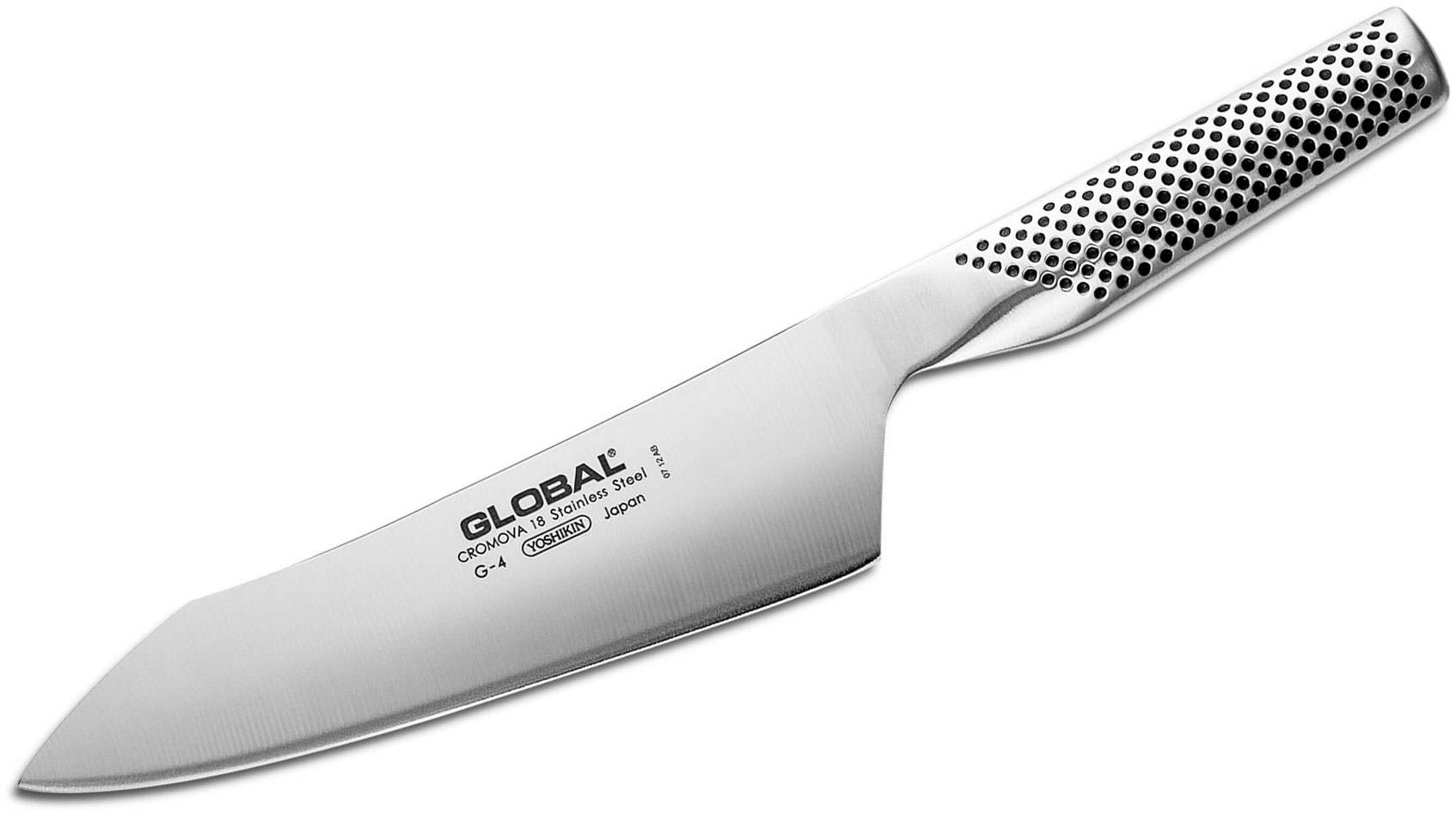 Global G-4 Classic 7 inch Oriental Chef's Knife