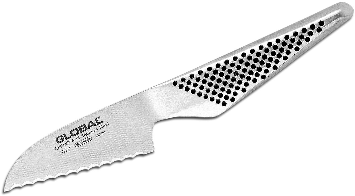 Global GS-9 Kitchen 3 inch Tomato Knife