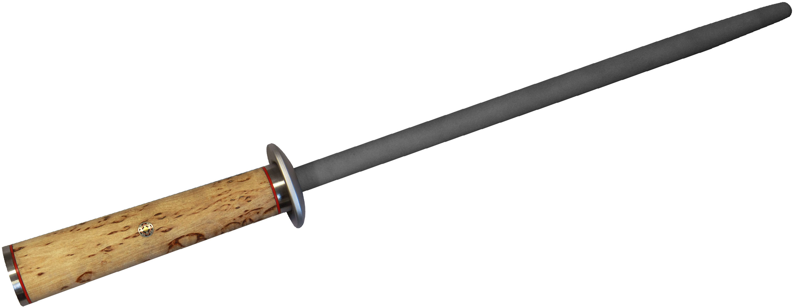 Zwilling J.A. Henckels Miyabi Birchwood SG2 9 inch Sharpening Steel