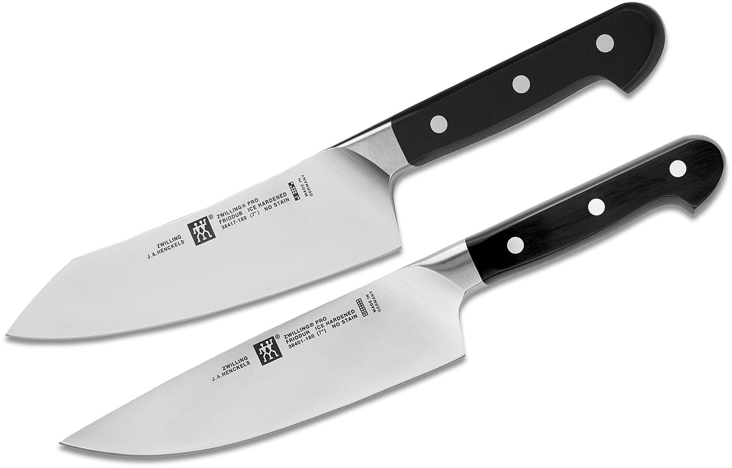 Zwilling J A Henckels Pro Perfect Pair 2 Piece Knife Set