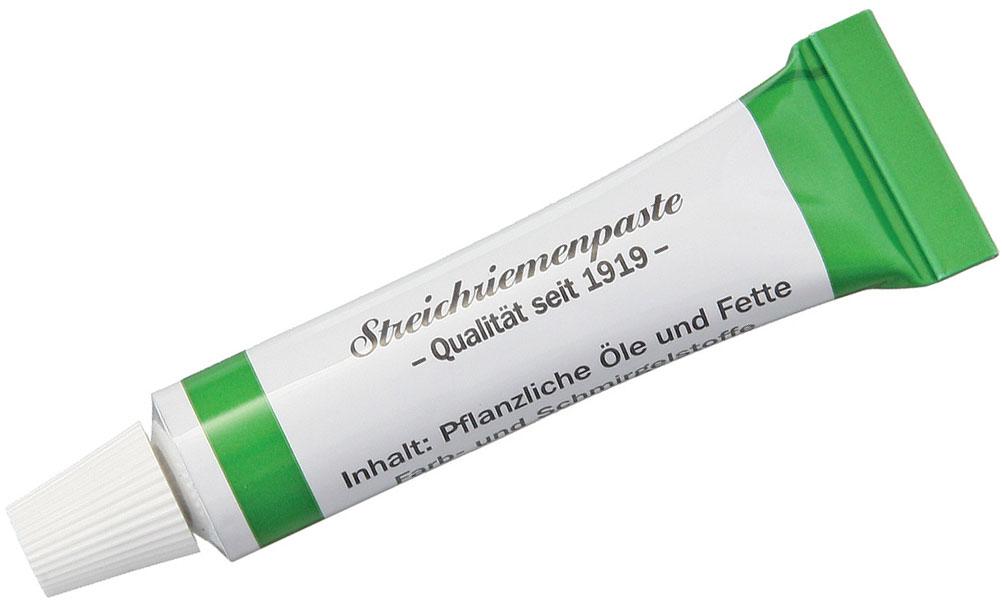 Herold Solingen German Tubenpaste Medium Honing Strop Paste, Green