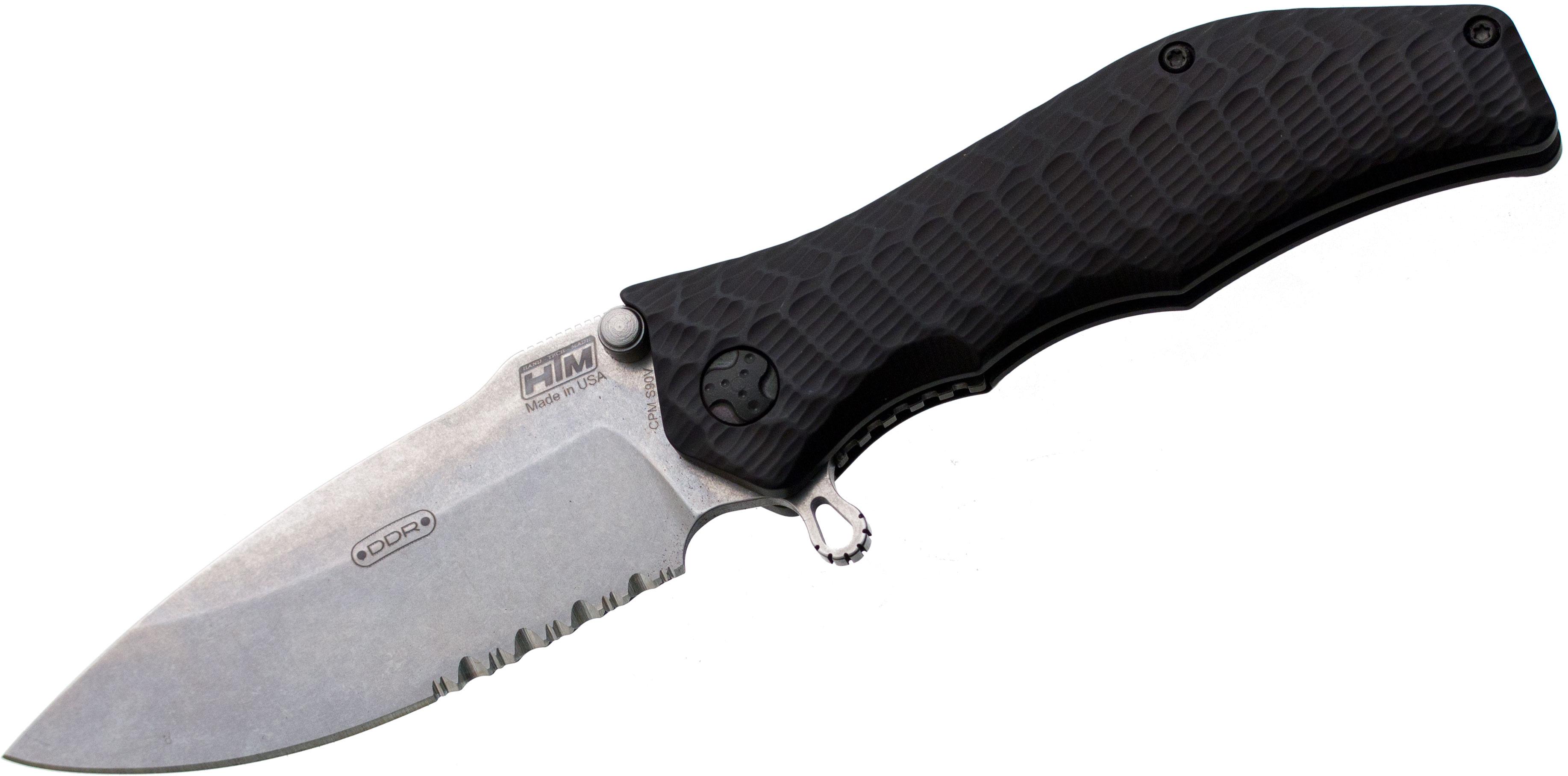 HTM Knives Darrel Ralph DDR Exclusive Gun Hammer Torpedo