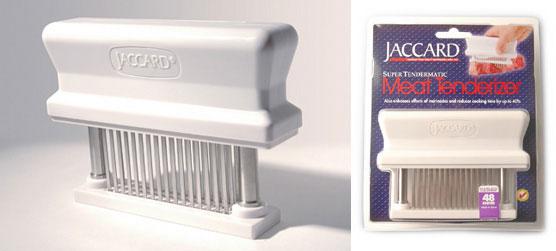 Jaccard 48 Blade White Super Tendermatic Meat Tenderizer