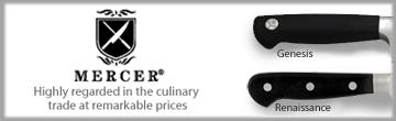 Mercer Kitchen Knives