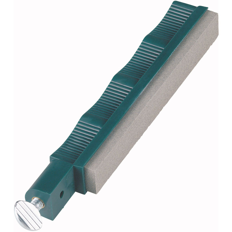 Lansky Medium Sharpening Hone - Green Holder