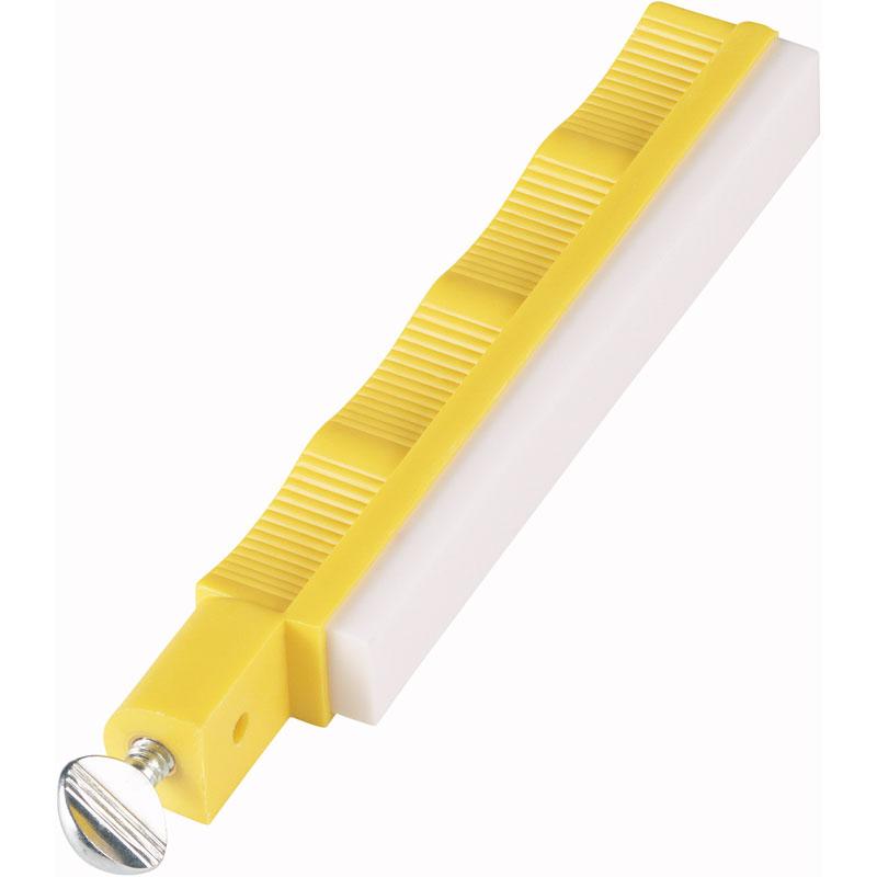 Lansky Ultra Fine Sharpening Hone - Yellow Holder