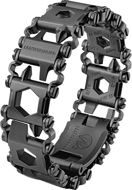 Leatherman Tread LT Bracelet Multi-Tool, Black
