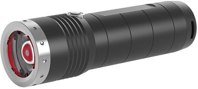 LED Lenser 880379 MT6 Outdoor Series 3 x AA LED Flashlight, 600 Max Lumens, Black
