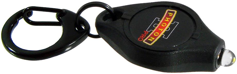 Photon II PRO Keychain Flashlight, White LED