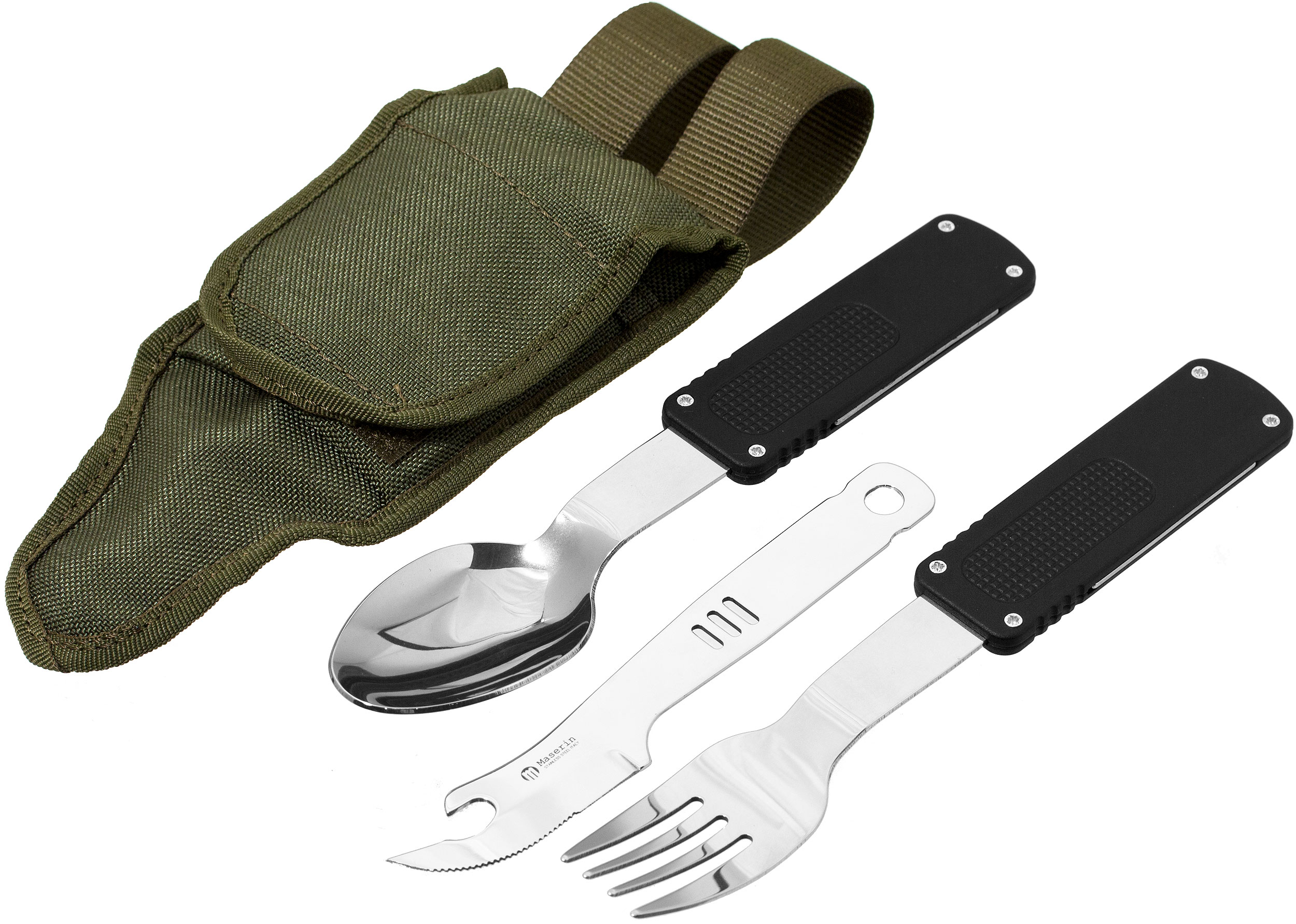 Maserin 946 Travel Cutlery Set