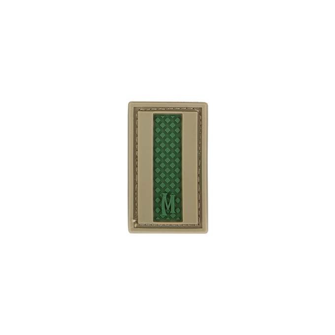 Maxpedition LETIA PVC Letter I Patch, Arid