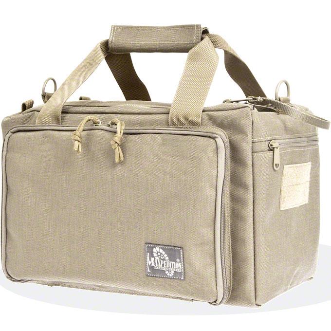 Maxpedition 0621K Compact Range Bag, Khaki