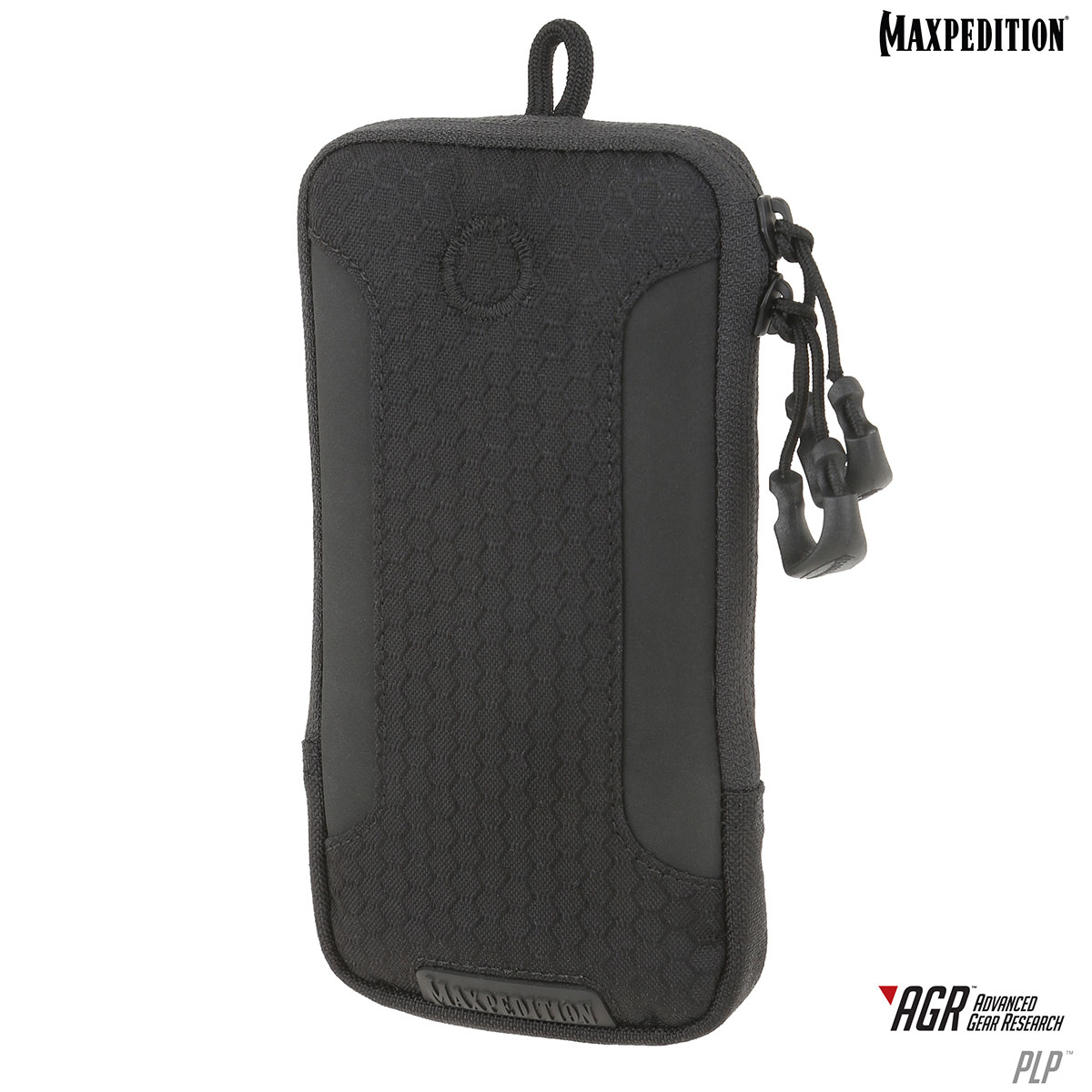 Maxpedition PLPBLK AGR Advanced Gear Research PLP iPhone 6s Plus Pouch, Black