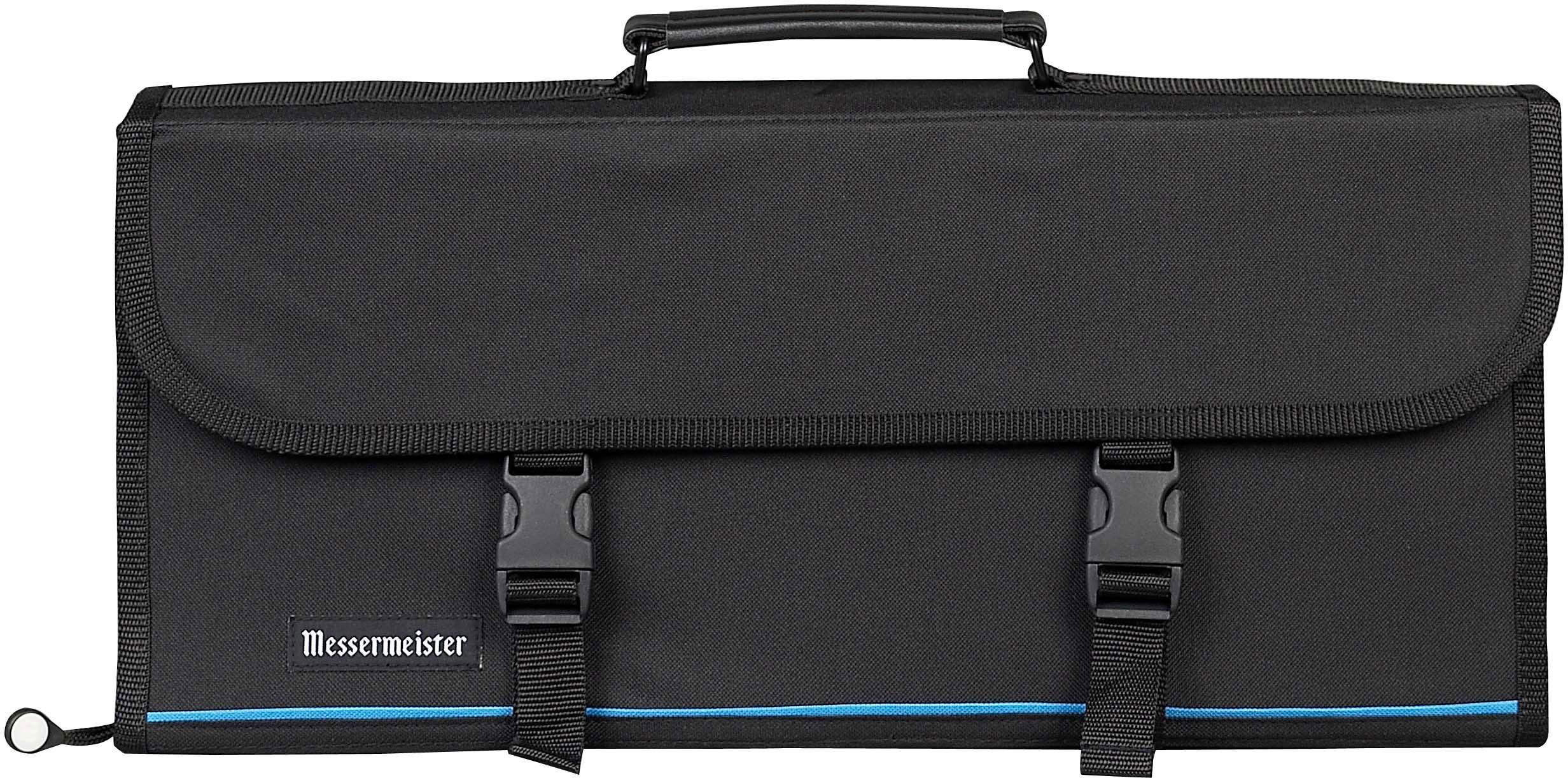 Messermeister Knife Luggage 17 Pocket Knife Case