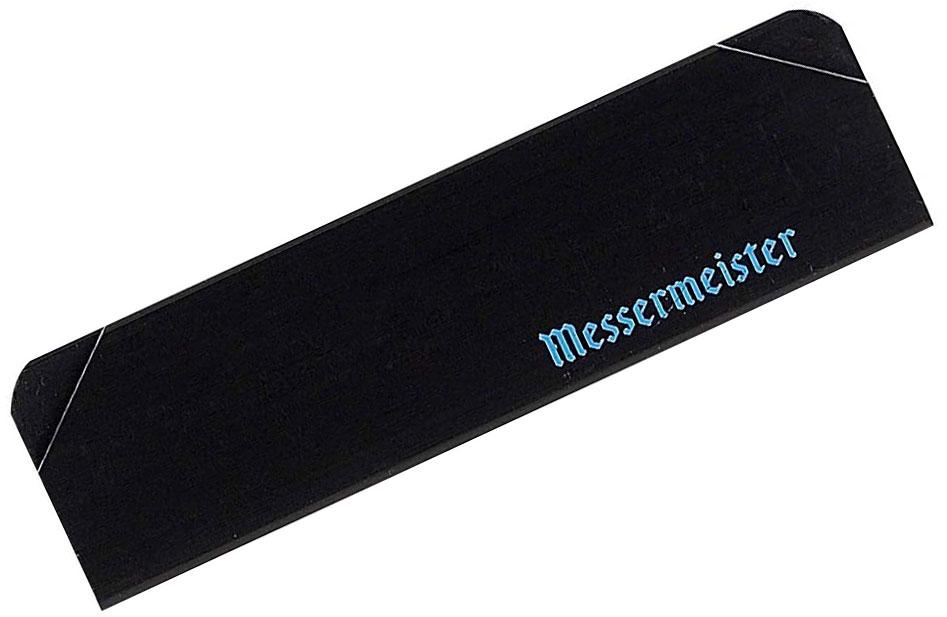 Messermeister 6 inch Chef's Edge Guard, Black