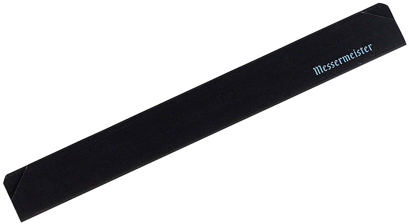 Messermeister 10 inch Slicer Edge Guard, Black