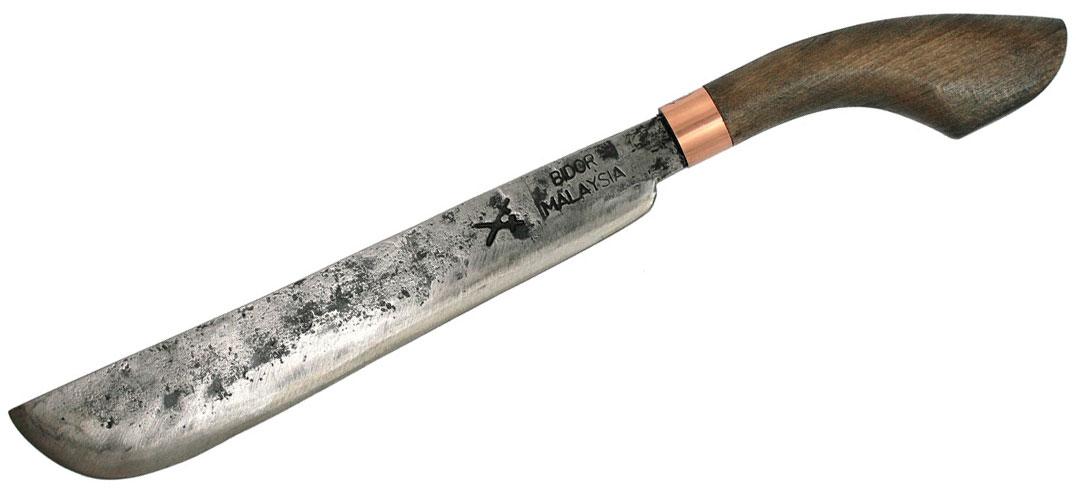 MY Parang Machete 18.5 inch Overall, Beech Wood Handles