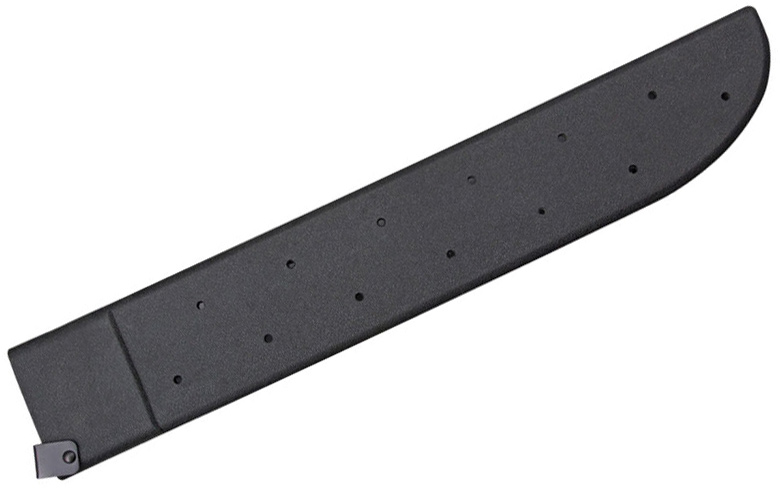 Hard Plastic Sheath for 18 inch Ontario Machete, Black