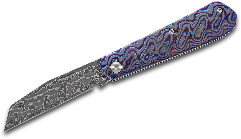 Enrique Pena Custom Raptor Slipjoint Folding Knife 3