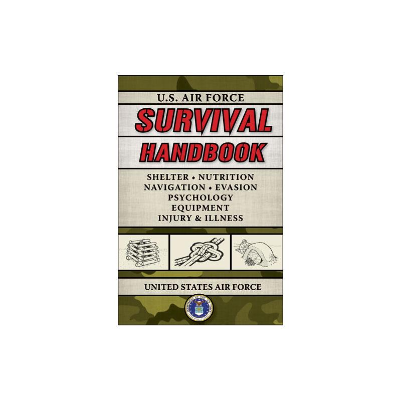 Proforce U.S. Air Force Survival Handbook