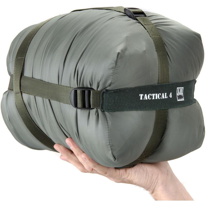 Snugpak Tactical Series 4 Olive Right Hand Zip