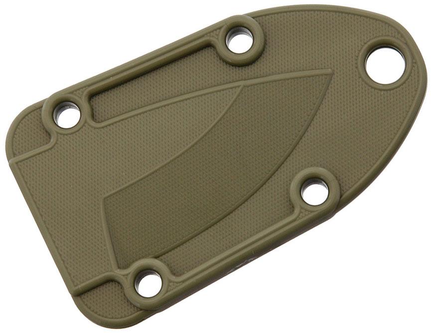 ESEE Knives CAN-SHEATH-OD Candiru Molded Sheath, OD Green