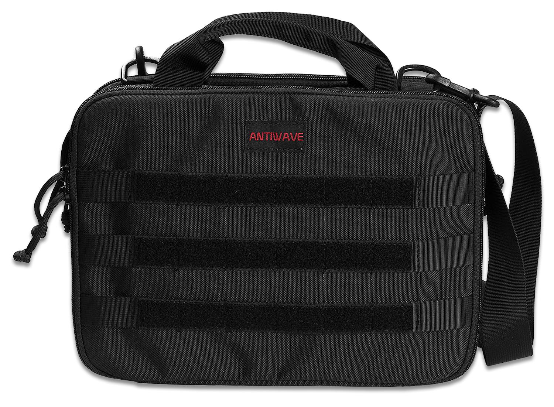 Antiwave Chameleon Tactical Gear Bag, Black
