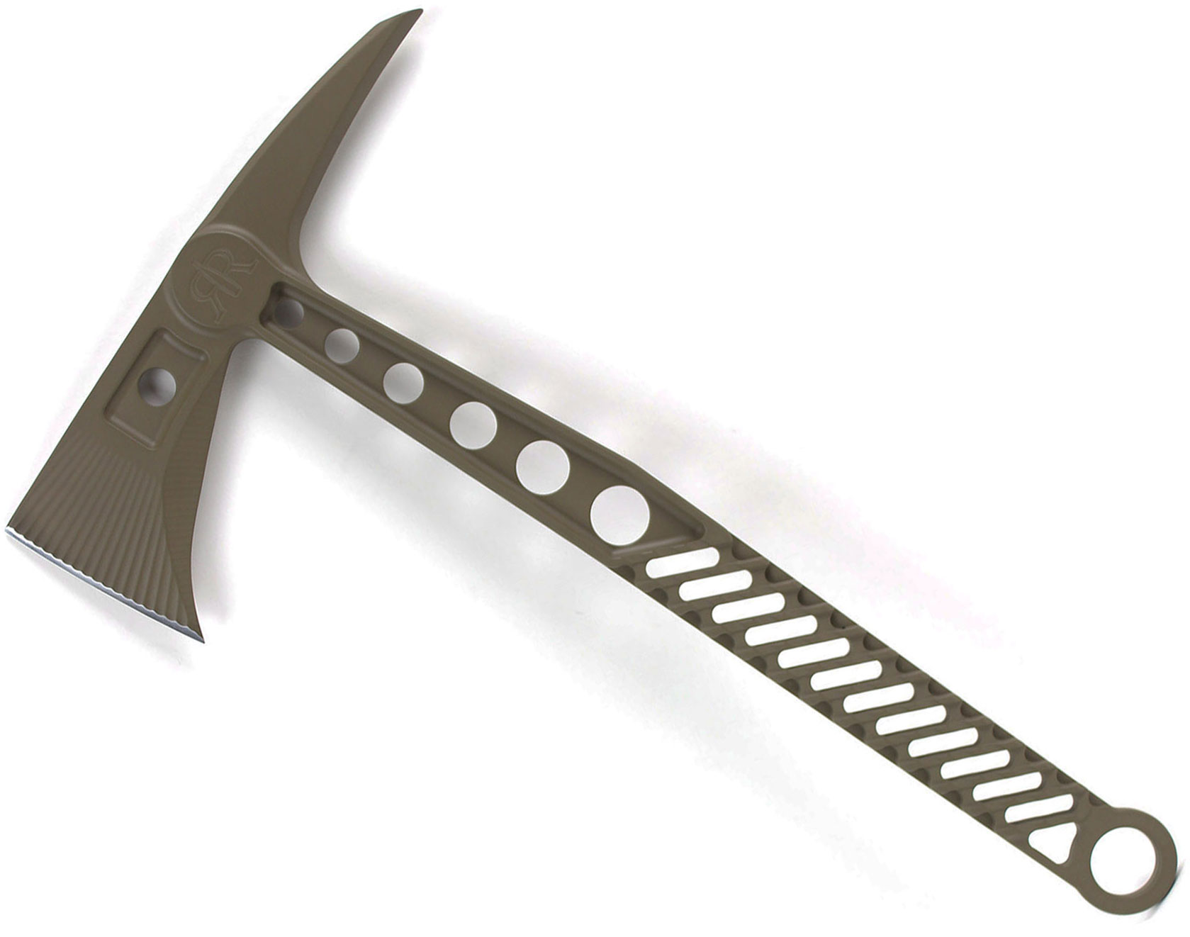 Red Rock Rifleworks MT-1 Monolithic Tactical Tomahawk, FDE Cerakote, 14.75 inch Overall