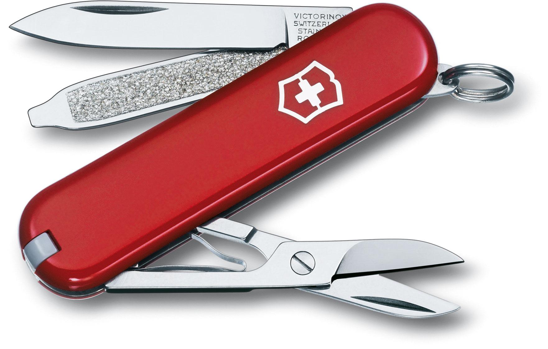 Victorinox Swiss Army Classic Sd Multi Tool Red 2 25