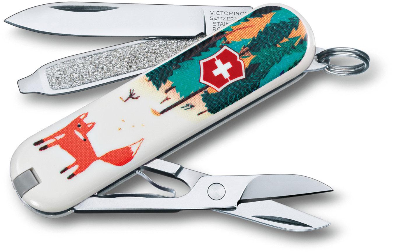 Victorinox Swiss Army 2013 Contest Classic Multi Tool