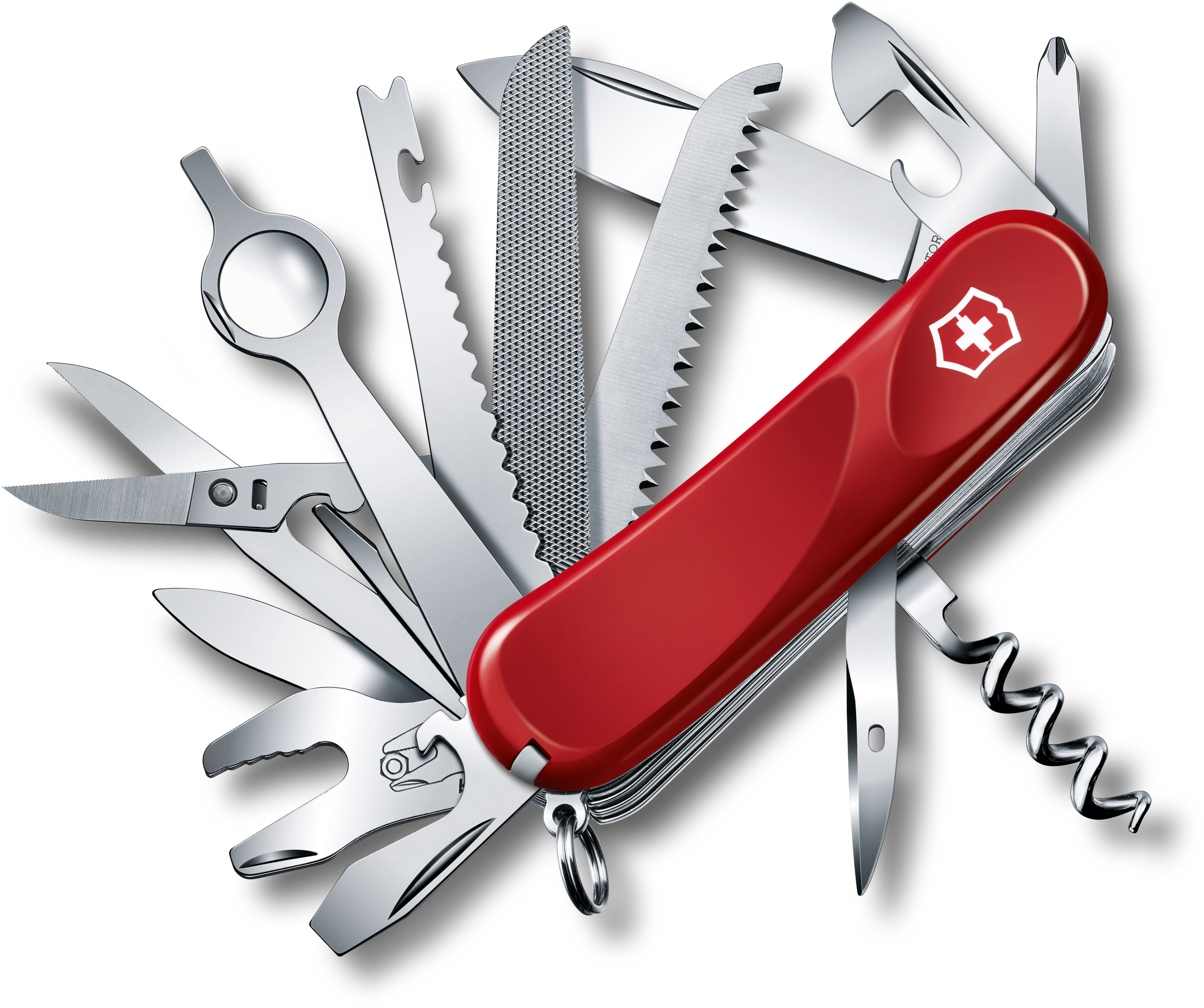 Victorinox Swiss Army Evolution 28 Multi Tool 3 3 8 Quot Red