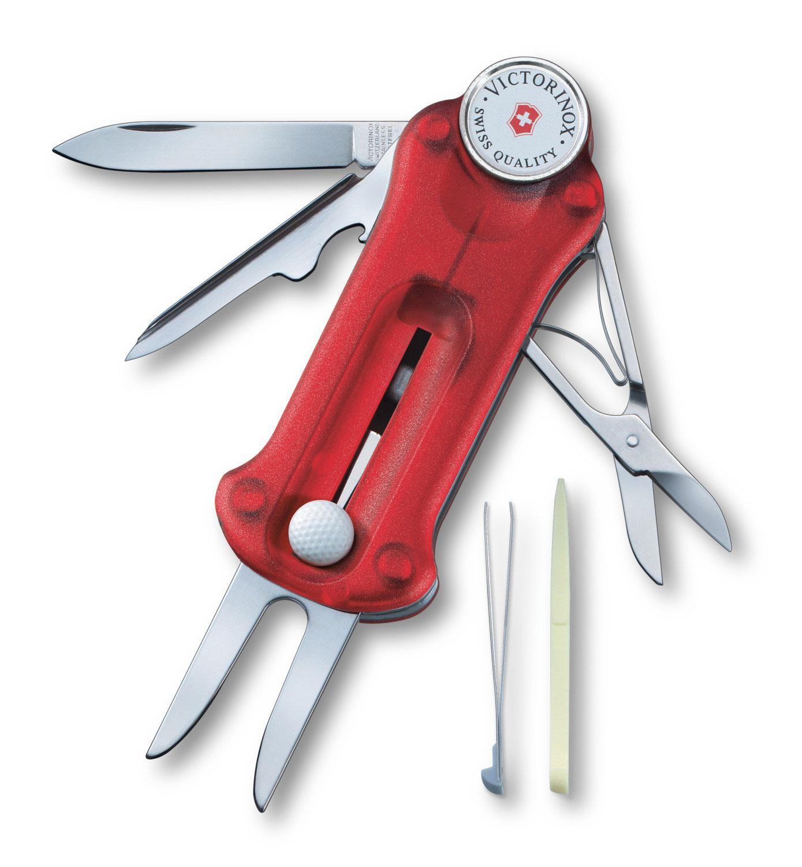 Victorinox Swiss Army GolfTool Multi-Tool, Ruby