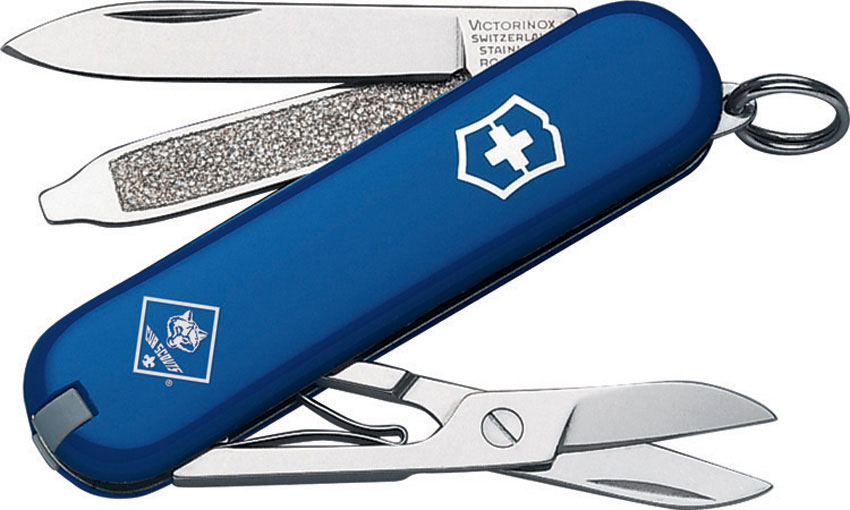 Victorinox Swiss Army Classic Sd Multi Tool Blue Cub